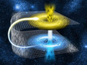 buchi neri: il trauma nella fisica di Einstein